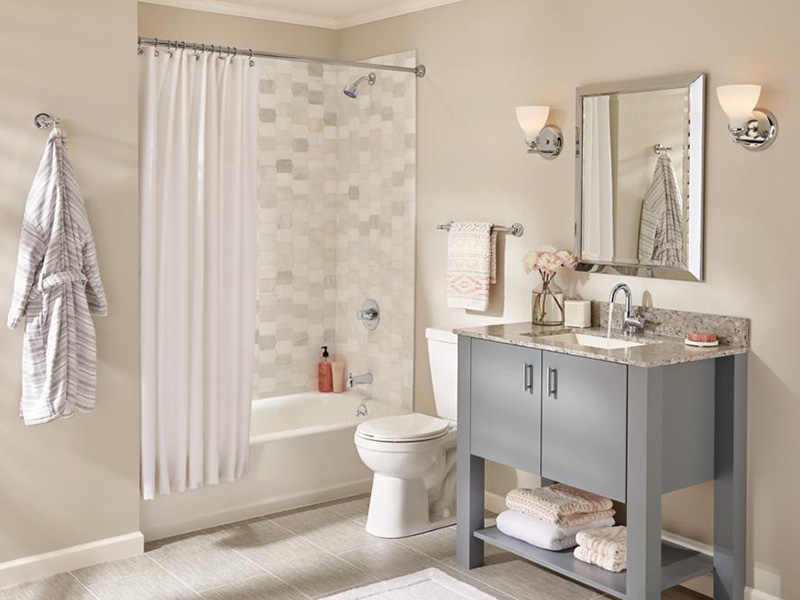 Precept™ Bathroom Collection